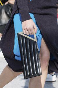 Bottega Veneta Black Quilted Clutch Bag - Fall 2019