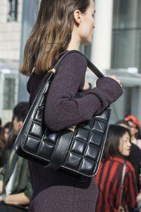 Bottega Veneta Black Quilted Tote Bag 2 - Fall 2019