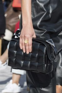 Bottega Veneta Black Shoulder Bag - Fall 2019