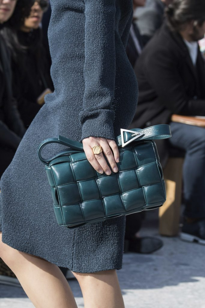 97cf2d6f6694 Bottega Veneta Fall/Winter 2019 Runway Bag Collection
