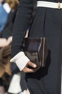 Bottega Veneta Brown Clutch Bag - Fall 2019