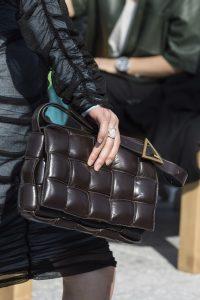 Bottega Veneta Brown Shoulder Bag - Fall 2019