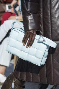 Bottega Veneta Light Blue Shoulder Bag - Fall 2019