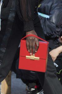 Bottega Veneta Red Box Bag - Fall 2019