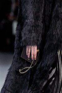 Celine Brown Minaudiere Bag - Fall 2019