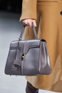 Celine Gray 16 Top Handle Bag - Fall 2019