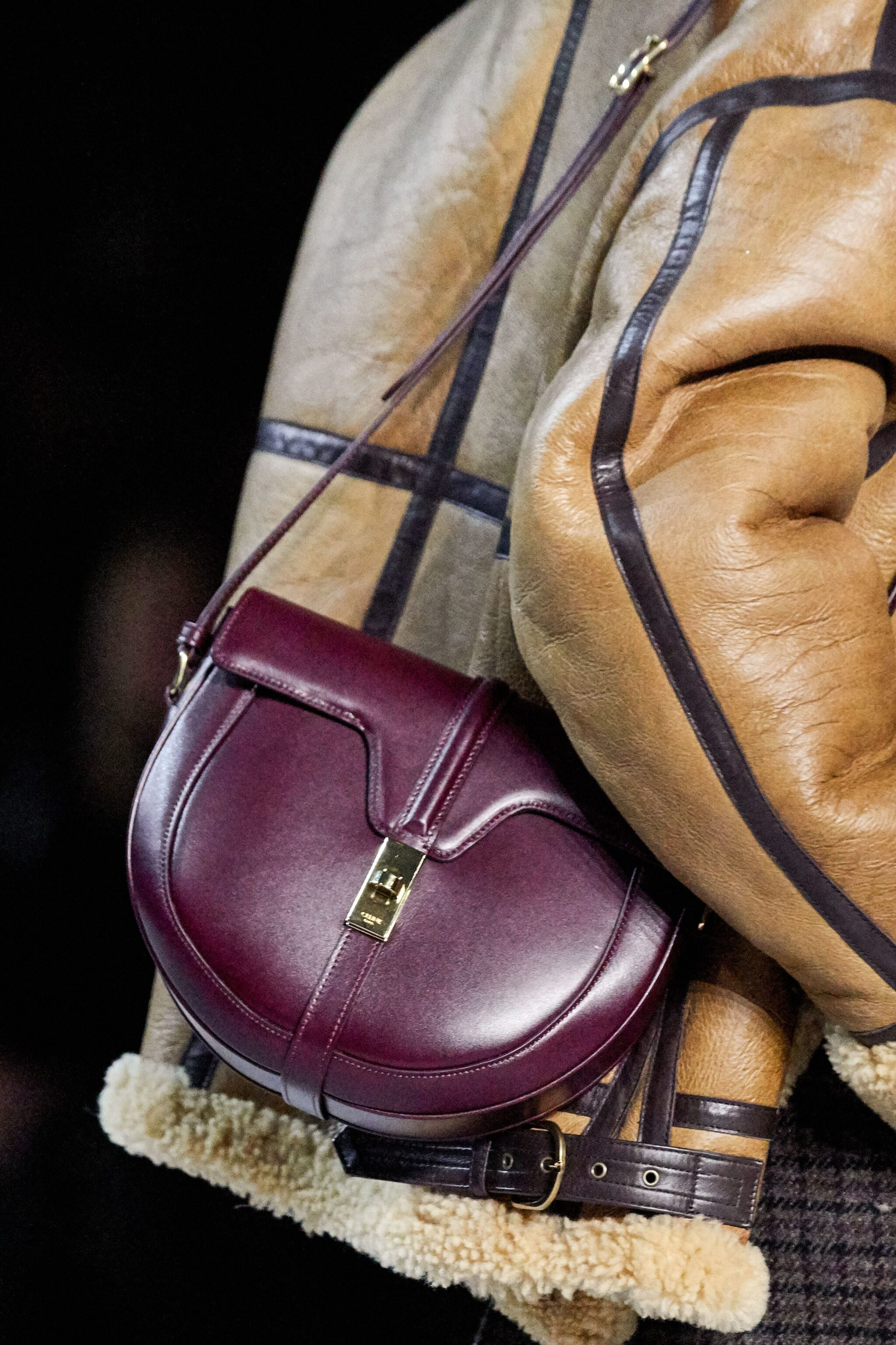 Celine Fall Winter 2019 Runway Bag Collection Spotted