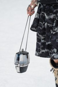 Chanel Black Cable Car Minaudiere Bag 2 - Fall 2019