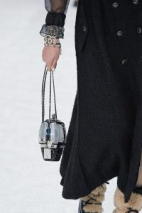 Chanel Black Cable Car Minaudiere Bag - Fall 2019