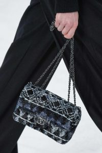 Chanel Black Sequins Flap Bag - Fall 2019
