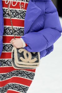 Chanel Black/Beige Flap Bag - Fall 2019