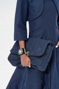 Chanel Blue Denim Flap Bag - Fall 2019