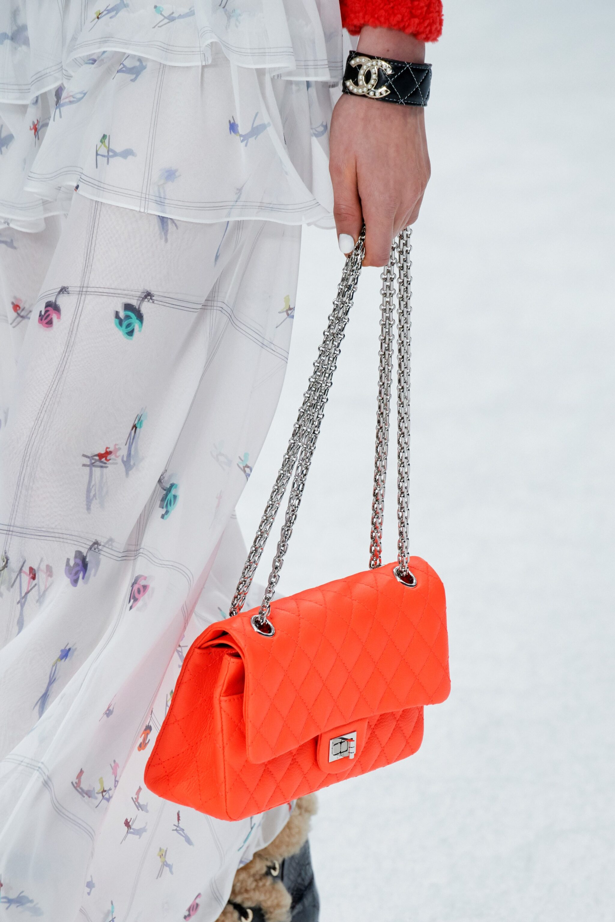 Chanel Fall Winter 2019 Runway Bag Collection Spotted