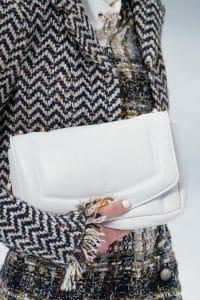 Chanel White Flap Bag 2 - Fall 2019