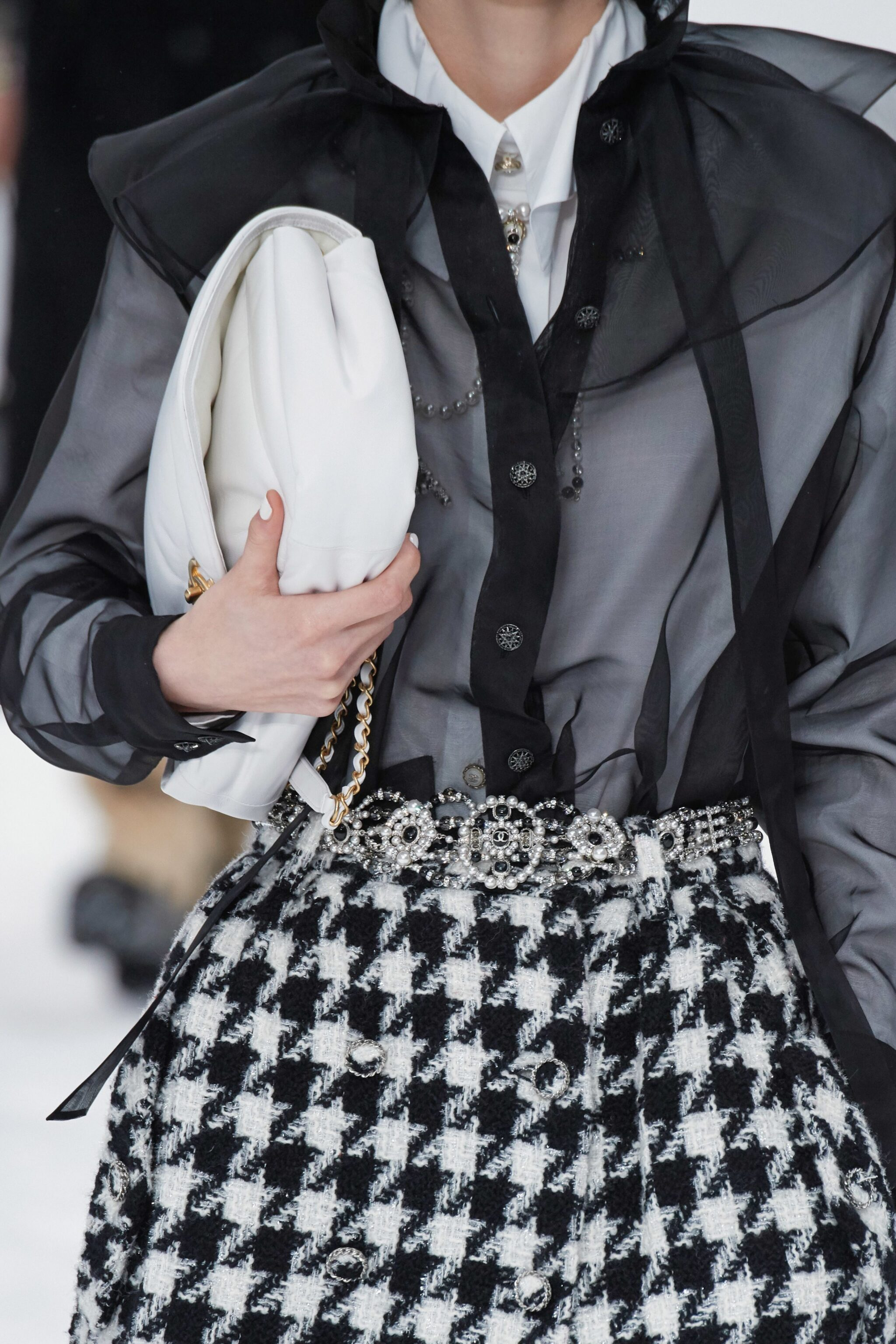 e8b7f890291be Chanel Fall Winter 2019 Runway Bag Collection