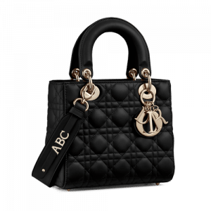 Dior Black My ABCDior Bag