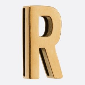Dior My ABCDior Letter R Accessory