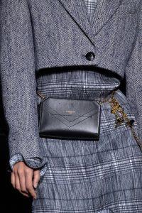 Givenchy Black Belt Bag - Fall 2019