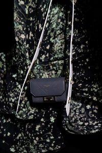 Givenchy Gray Mini Flap Bag - Fall 2019