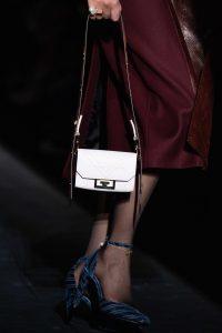 Givenchy White/Tan Mini Flap Bag 2 - Fall 2019