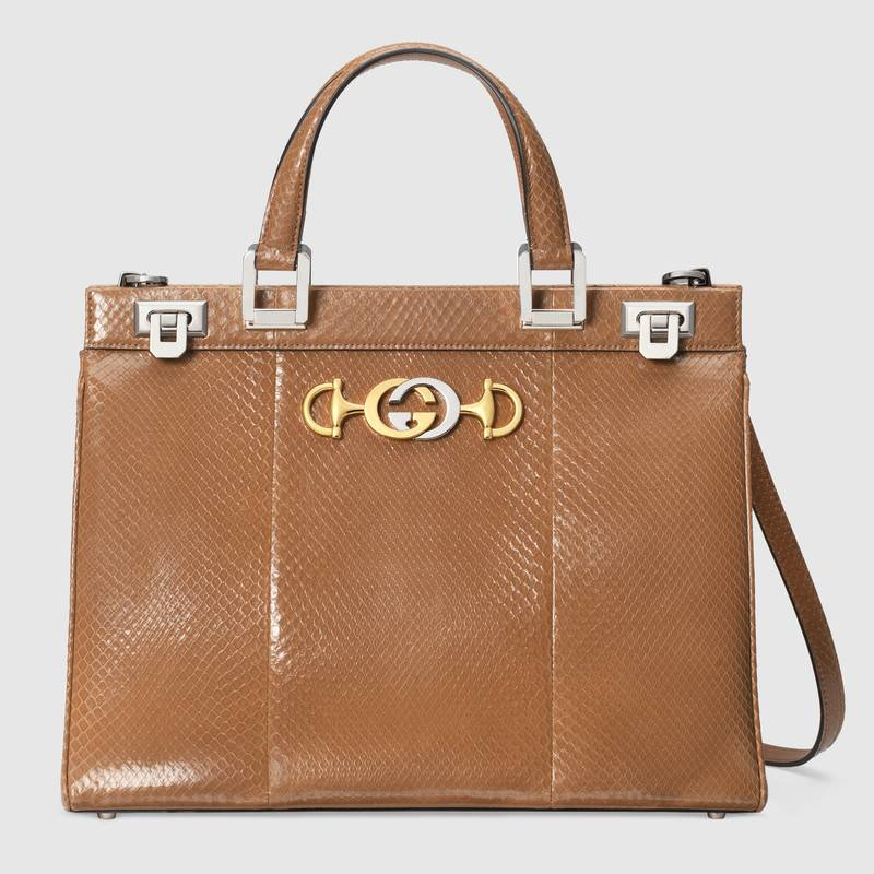 97a80d574 Gucci Spring/Summer 2019 Bag Collection Featuring The Zumi Bag ...