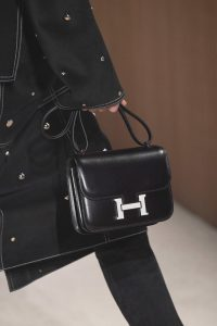 Hermes Black Constance Bag - Fall 2019