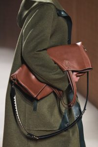 Hermes Brown Double Sens Bag - Fall 2019