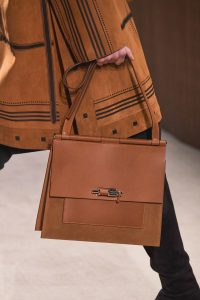 Hermes Gold Shoulder Bag - Fall 2019