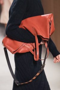 Hermes Red Double Sens Bag - Fall 2019