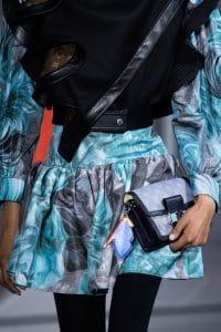 Louis Vuitton Black Monogram LV Pop Dauphine Bag - Fall 2019