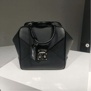 Louis Vuitton Black Square Bag