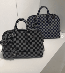 Louis Vuitton Damier Alma Bags