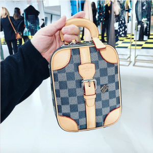 Louis Vuitton Damier Mini Luggage BB Bag