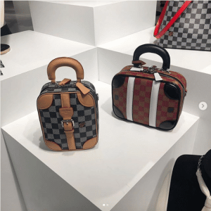 Louis Vuitton Damier Mini Luggage Bags