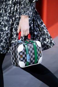 Louis Vuitton Gray/Black Damier Mini Luggage BB Bag - Fall 2019