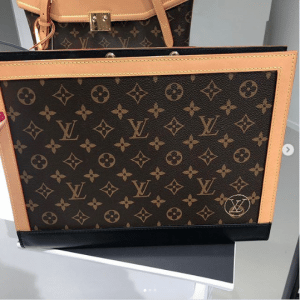 Louis Vuitton Monogram Canvas Art Folder