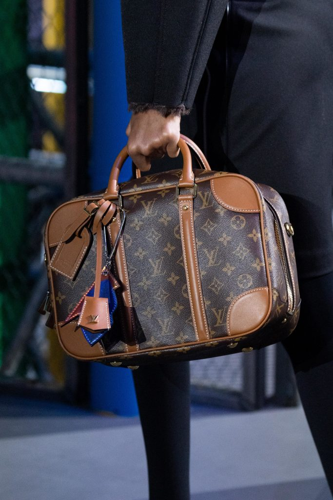 Louis Vuitton Monogram Canvas Luggage Bag - Fall 2019