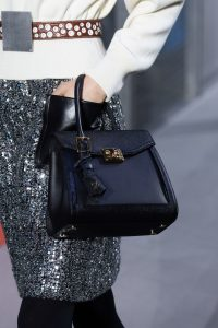 Louis Vuitton Tan/Black Arch Top Handle Bag - Fall 2019