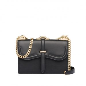 Prada Black Belle Shoulder Bag