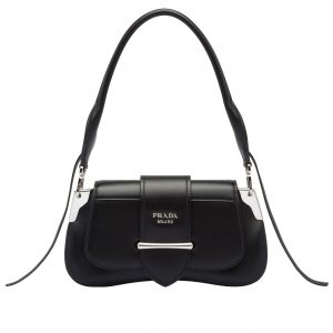 Prada Black Sidonie Shoulder Bag