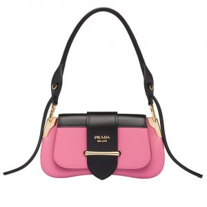 Prada Pink Sidonie Shoulder Bag