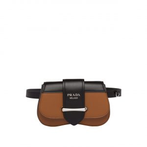 Prada Tan Sidonie Belt Bag