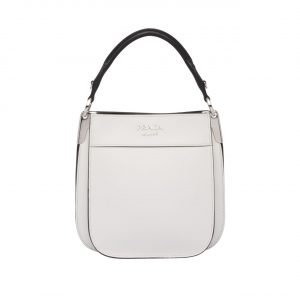 Prada White Margit Small Bag