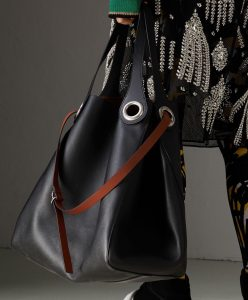 Burberry Grommet Hobo Bag 2