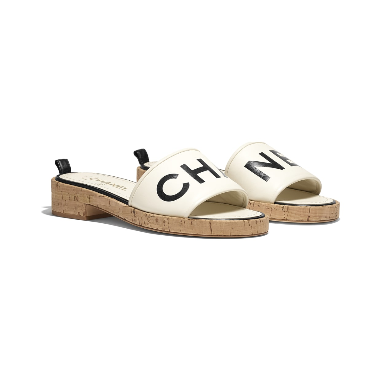 Chanel Sandals From Spring Summer 2019 Act 2 Collection Spotted Fashion
