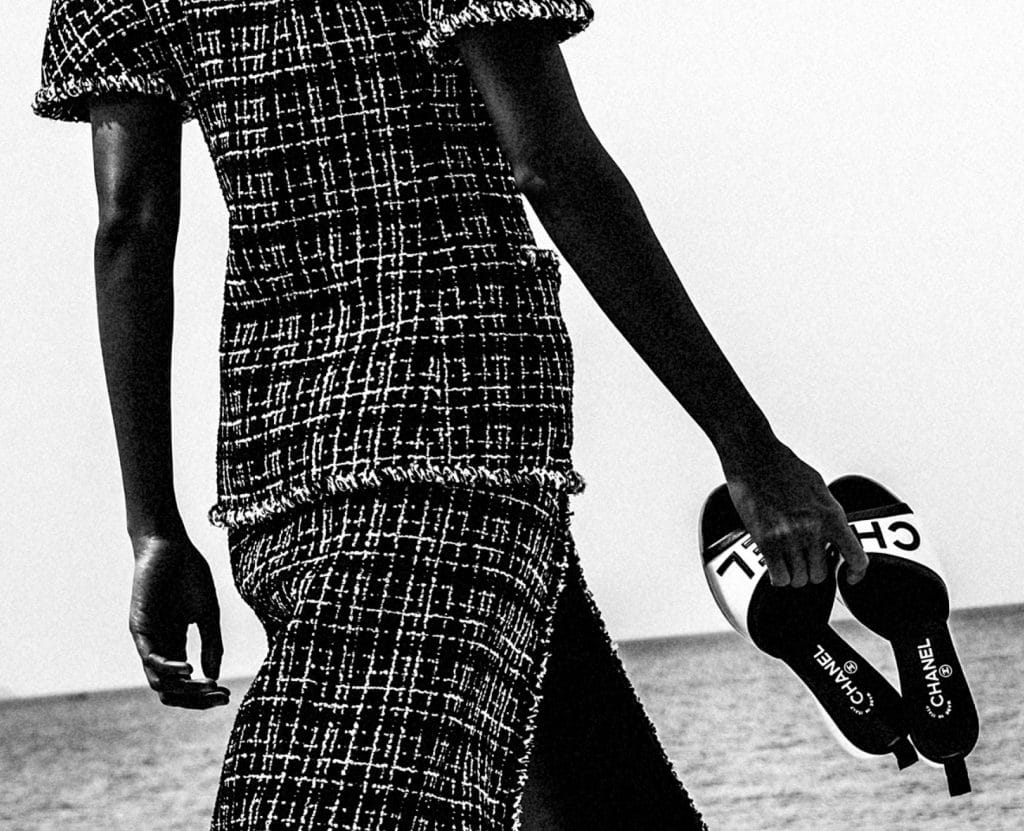 fb271154a951 Chanel Sandals From Spring Summer 2019 Act 2 Collection