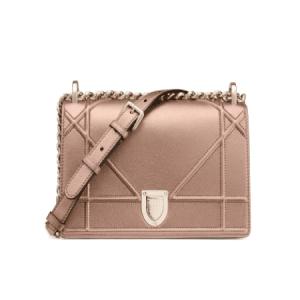 Dior Gold Diorama Bag
