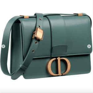 Dior Light Green 30 Montaigne Flap Bag