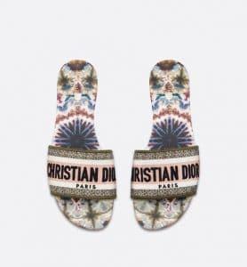 Dior Multicolor D-Way KaléiDiorscopic Slide