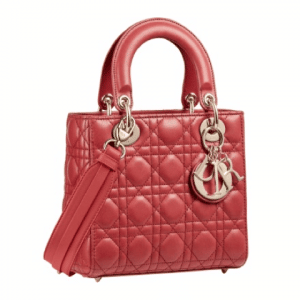 Dior Red My ABC Dior Bag